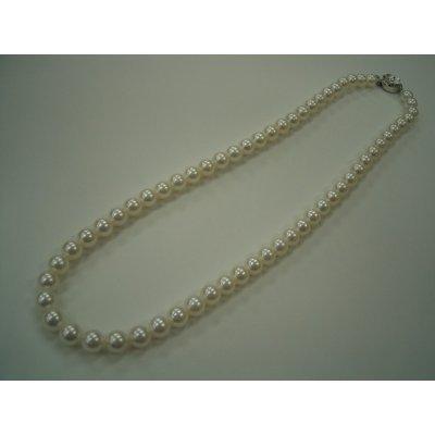 画像1: 本真珠ネックレス